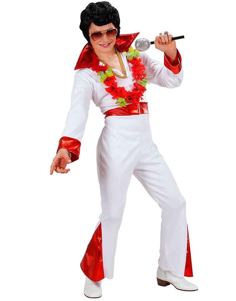 Elvis Inspirert Kostyme Til Barn