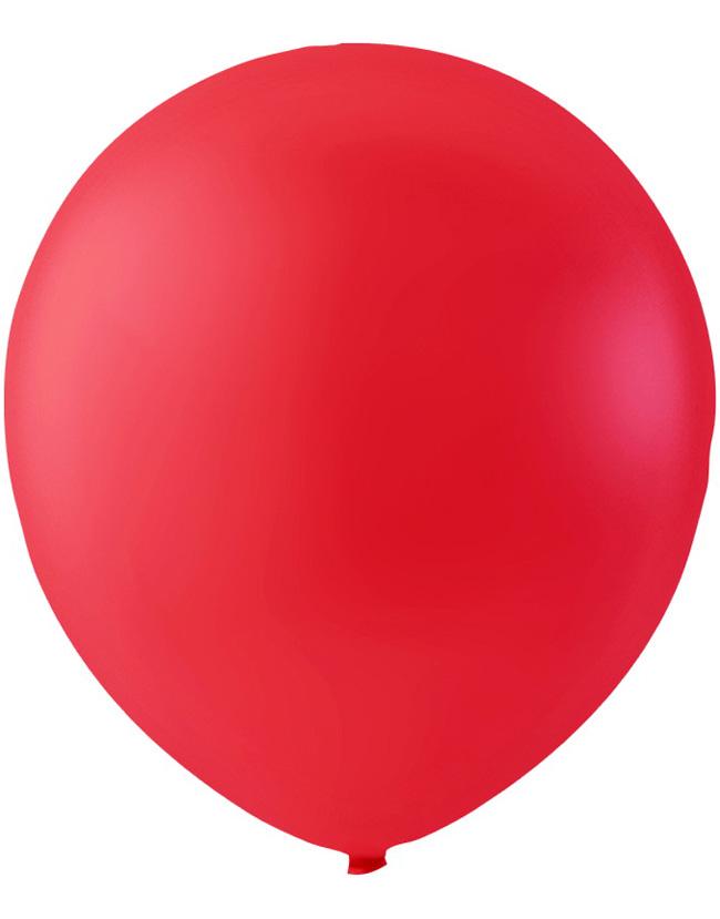 Bilde av 100 Stk 13 Cm - Megapack - Røde Små Ballonger