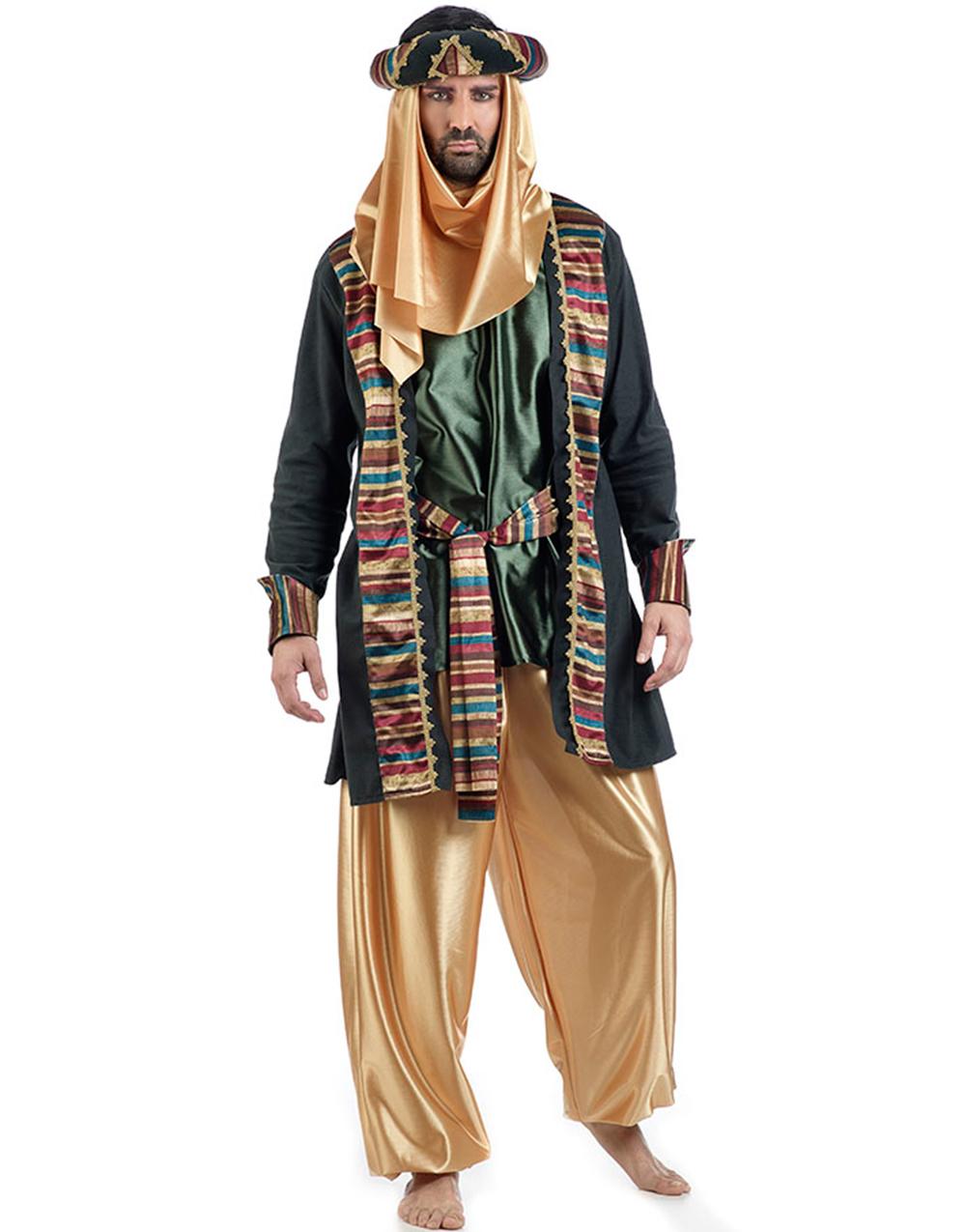 Bilde av 1001 Natt Araber Luksuskostyme