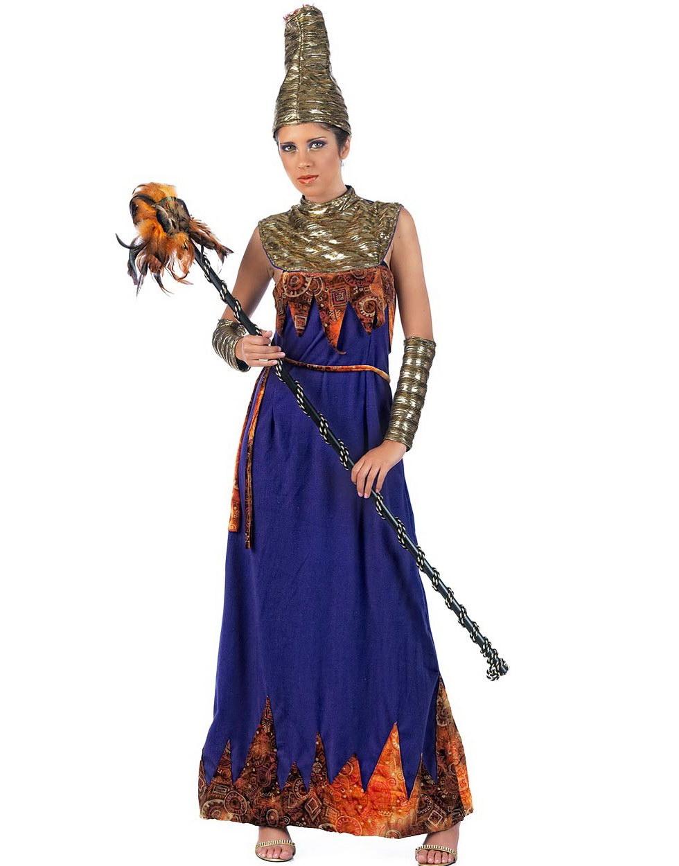 5b83a791 Bilde av Queen Of Africa - Kostyme